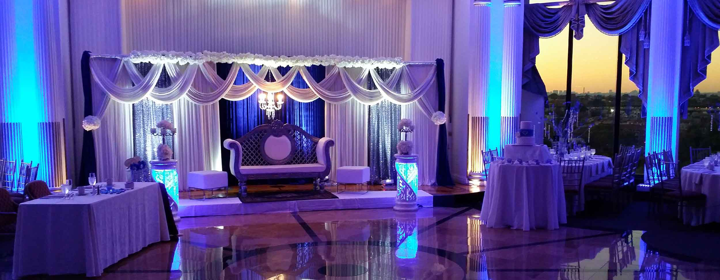 South Asian Wedding at Terrace On The Park